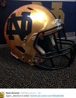 The Helmet - via @NDFBEquipment